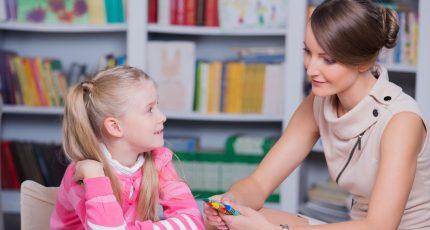 Kiedy warto zgłosić się z dzieckiem do logopedy ?